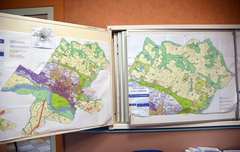 Plan local d urbanisme ville de marmande