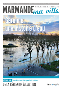 "Magazine ""Marmande Ma Ville"" - Avril 2021 -"